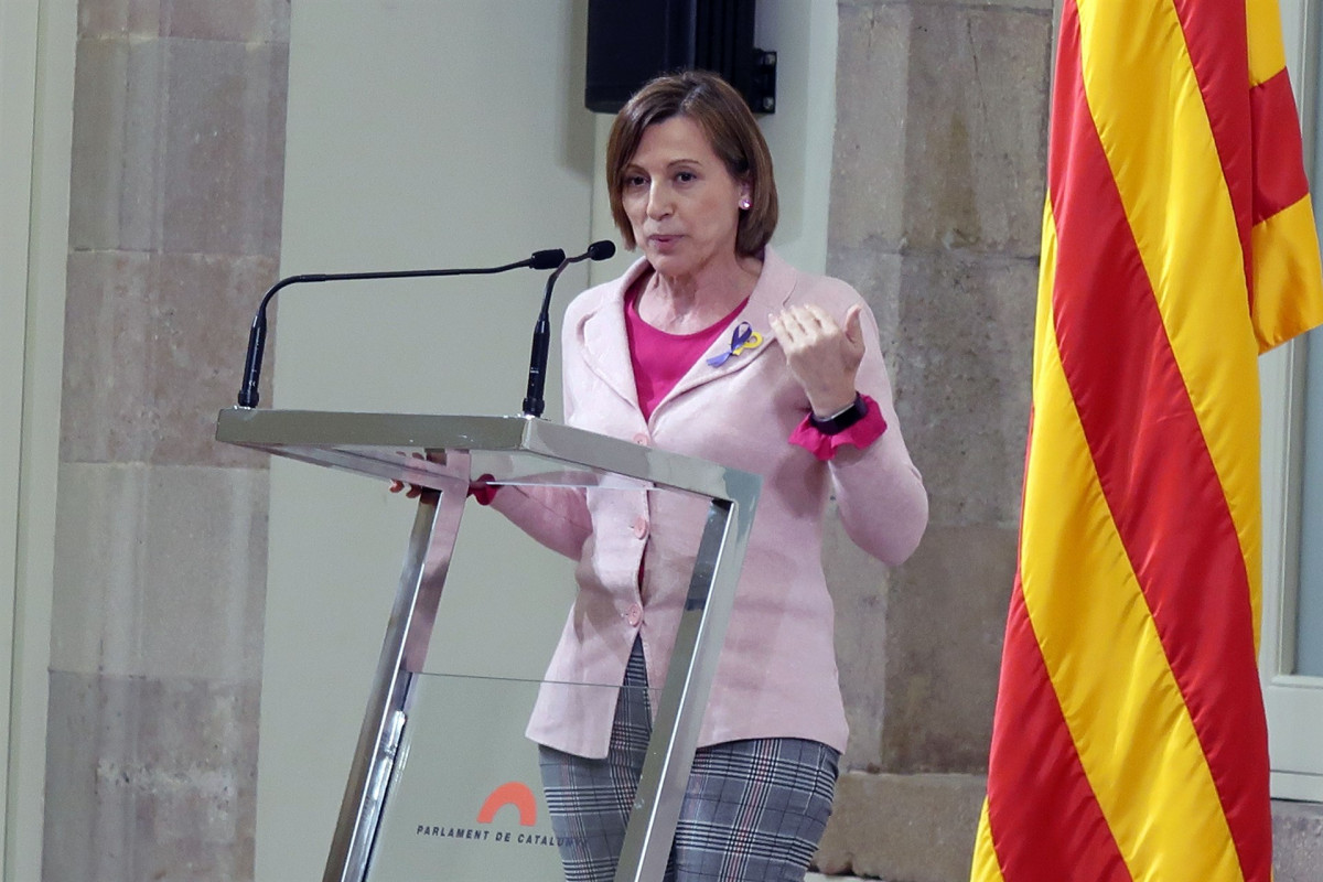 Forcadell (Parlament)
