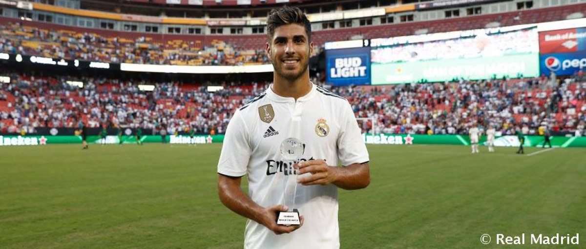 Asensio (Real Madrid)