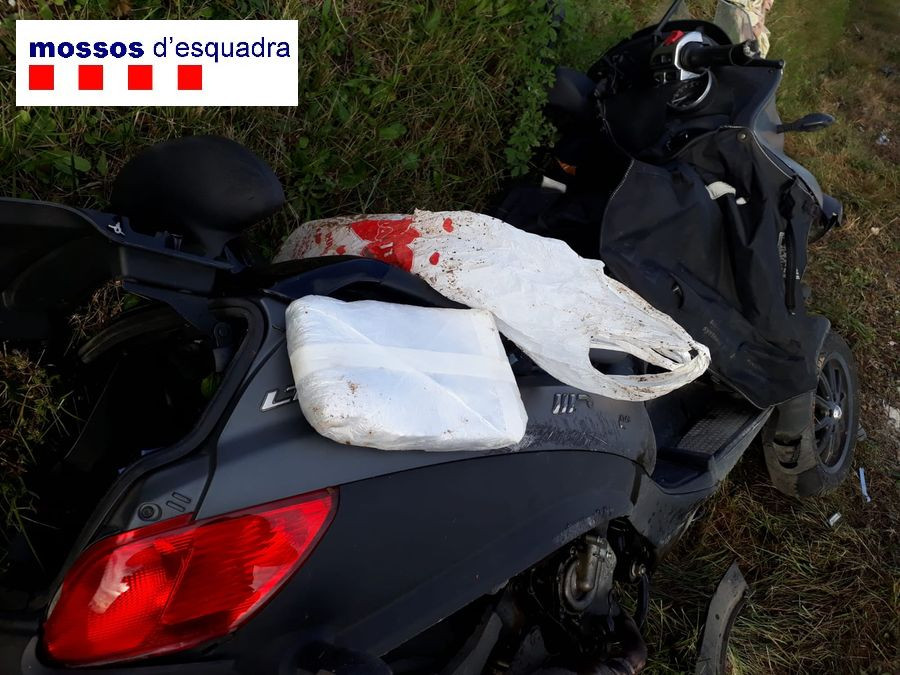 Accidente drogas Garrigu00e0s (MOssos)