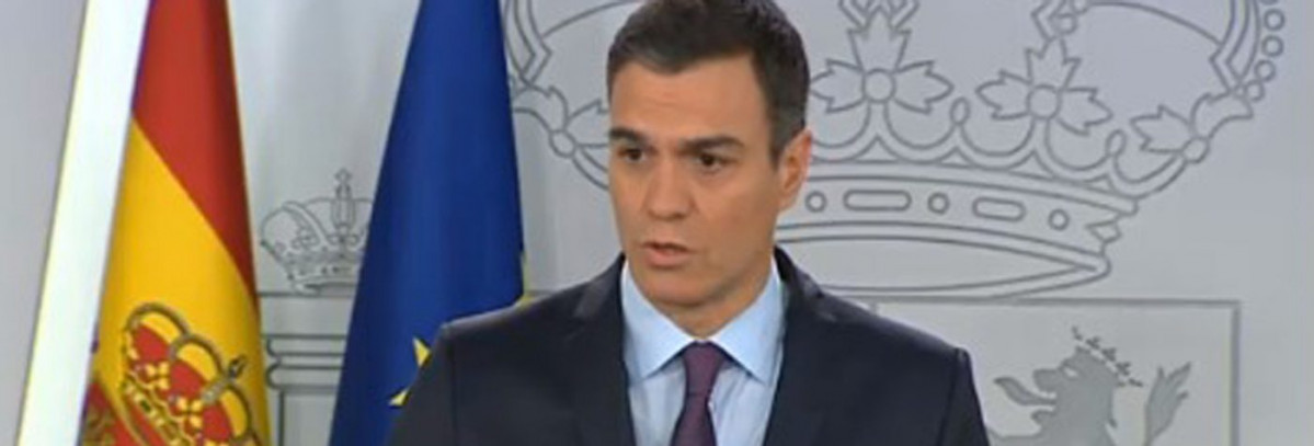 Pedro Sánchez (Video Moncloa)