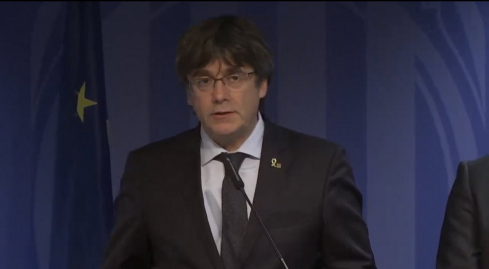 Puigdemont (Twitter Puigdemont)